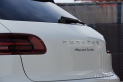 Bon Vivant Paint Protection | Gtechniq | Porsche Macan Turbo