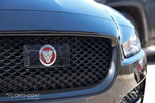 Bon Vivant Paint Protection Coating | Opti-Coat Pro+ | Jaguar XE 2.5t