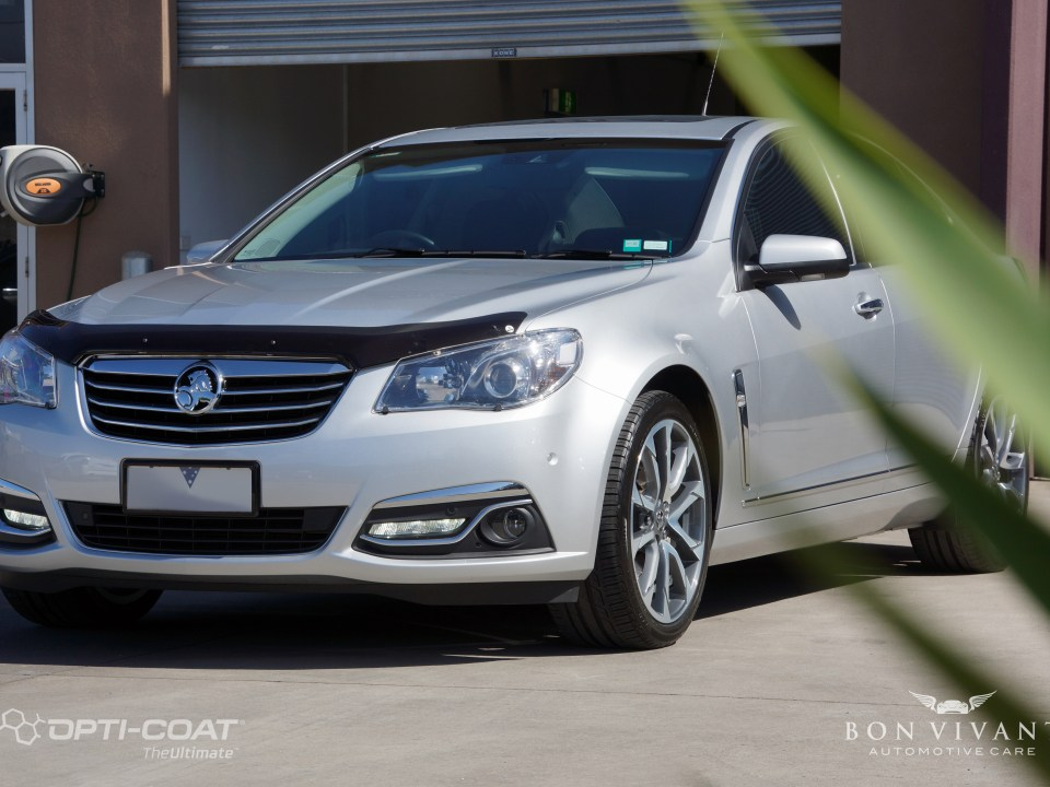 Bon Vivant Paint Protection Coating | Opti-Coat Pro+ | Holden Calais Series II