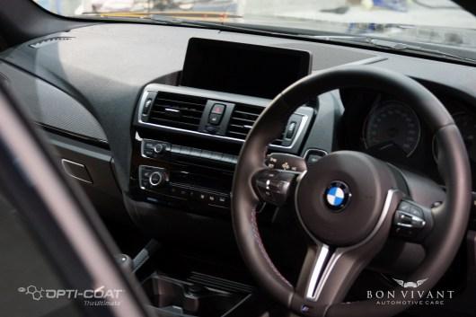 Bon Vivant Paint Protection Coating | Opti-Coat Pro+ | BMW M2