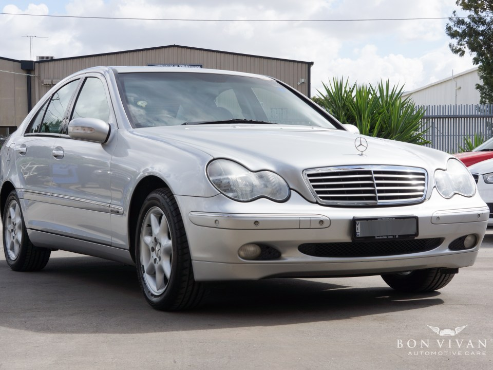 Bon Vivant Premier Package | Mercedes Benz C320