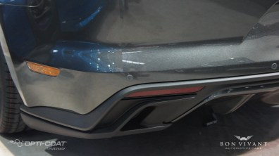 Bon Vivant Paint Protection Coating   Opti-Coat Pro+   Ford Mustang GT