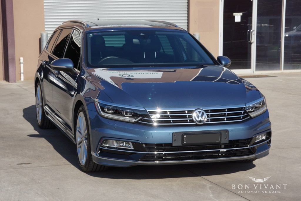 Bon Vivant Paint Protection Coating | Opti-Coat Pro+ | Volkswagen Passat Alltrack