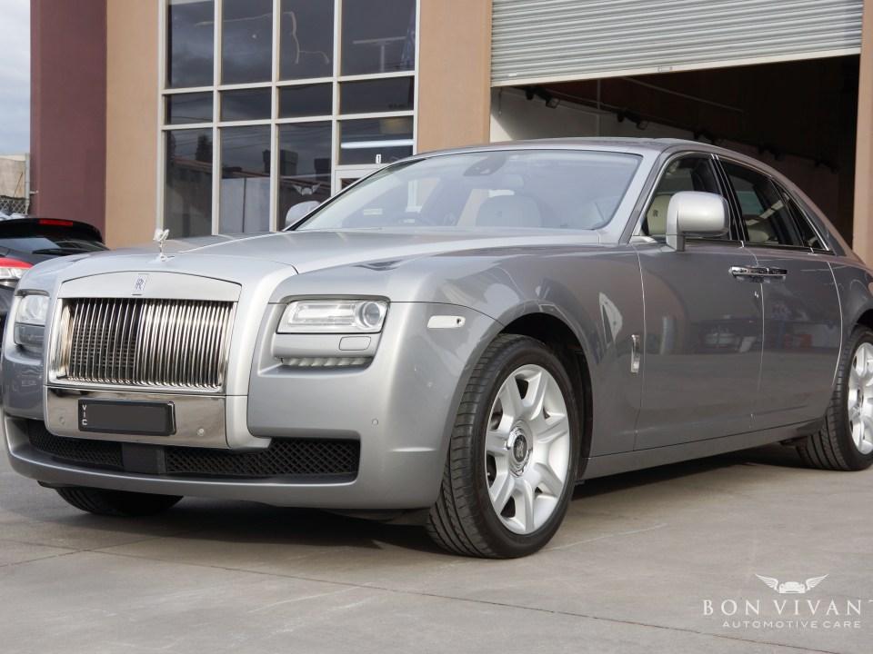 Bon Vivant Premier Package | Rolls Royce Ghost