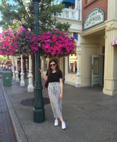 Main Street at Disneyland Park - Photo by: Giovana Van Haute