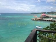 View from the cliffs at Ochi Beach Club