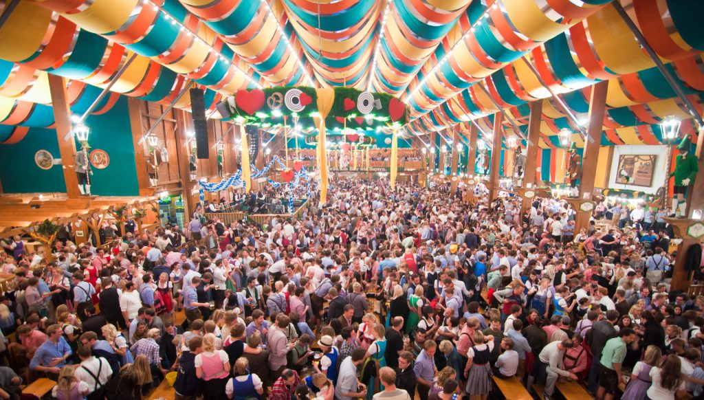 "Food Festivals Around The World: ""Oktoberfest"""