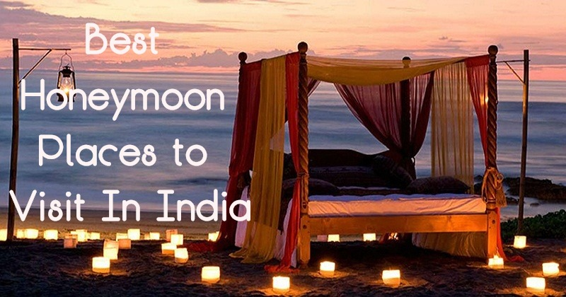 Listed here are some of the best honeymoon places in India that newlyweds can enjoy visiting. From hill stations such as Munnar in Kerala to scenic cities such as Gangtok in Northeast, there are scores of amazing honeymoon destinations in India.
