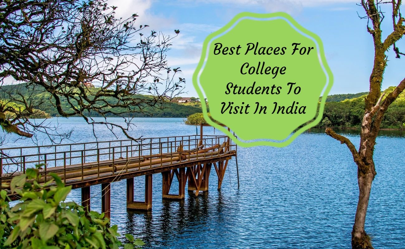 With plenty of holidays coming up in the summer and on festivals, college students have the chance to enjoy traveling to new places. Listed here are some affordable and places for college students in India to explore.