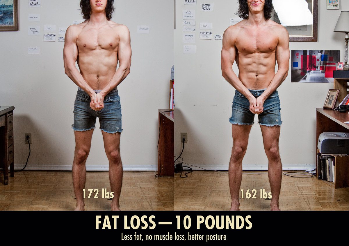 Losing Weight Vs Gaining Muscle