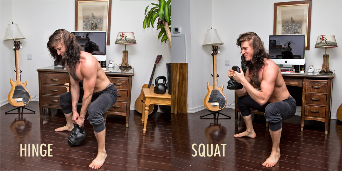Deadlift Squat Bench Workout