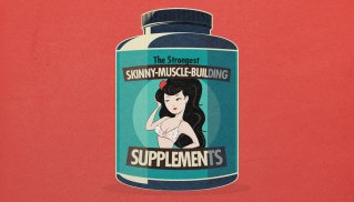 The Best Muscle-Building & Weight-Gain Supplements for Women