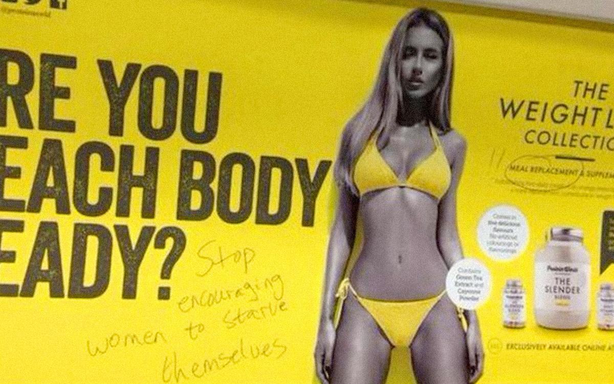 Vegan-Protein-World-Renee-Somerfield-controversial-wide-hips