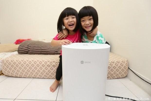 BRISE清淨機~遠距離對家人的守候,全球第一台人工智慧型BRISE清淨機 20161220-IMG_4800