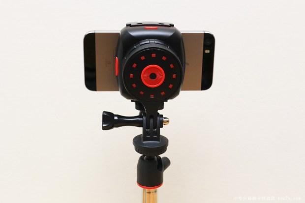 【淘寶3C購物】wewow sport x1穩定器,gopro、手機單軸平衡器直播陀螺 IMG_6527