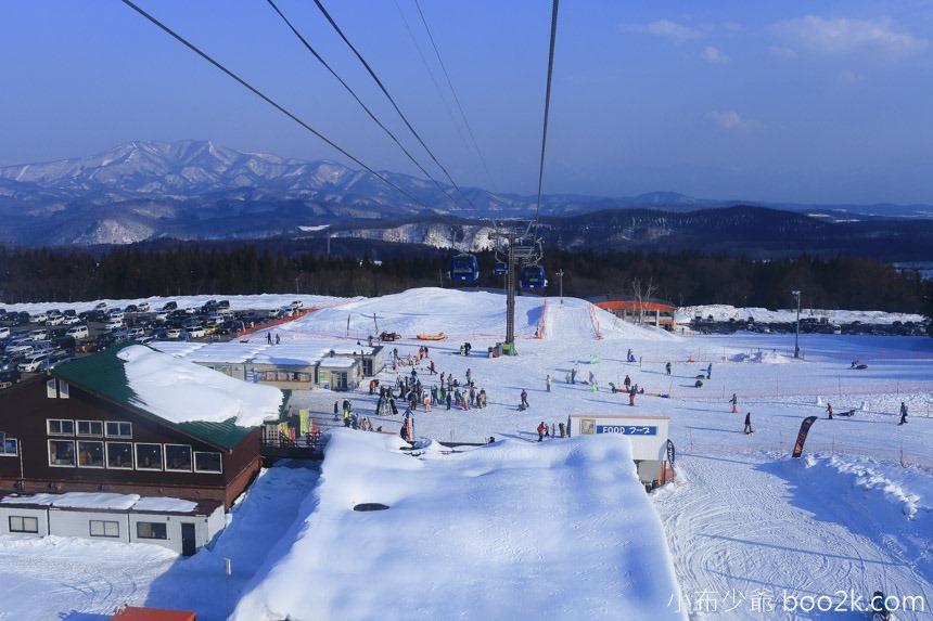 杉之原滑雪場