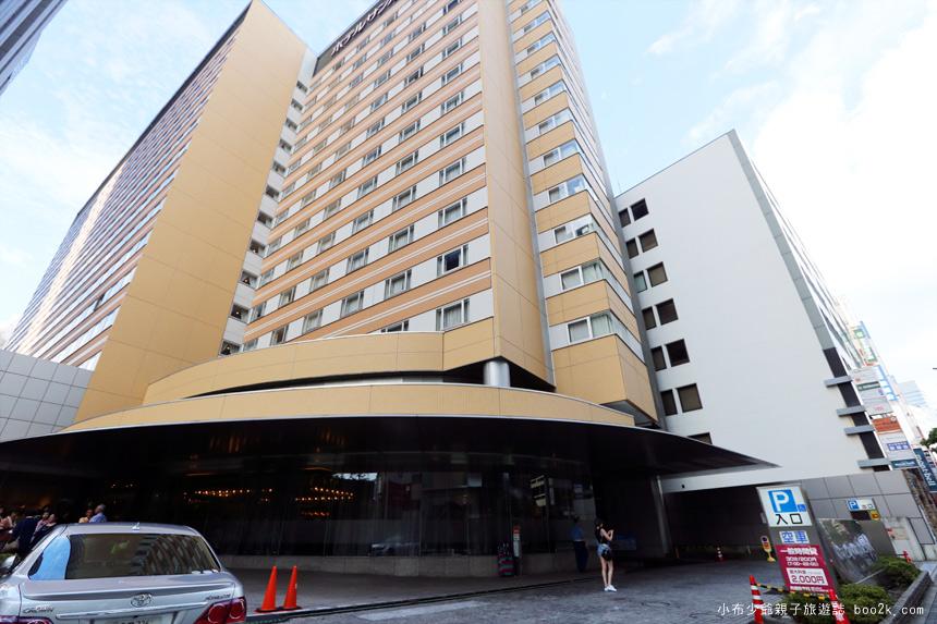 新宿燦路都廣場大飯店