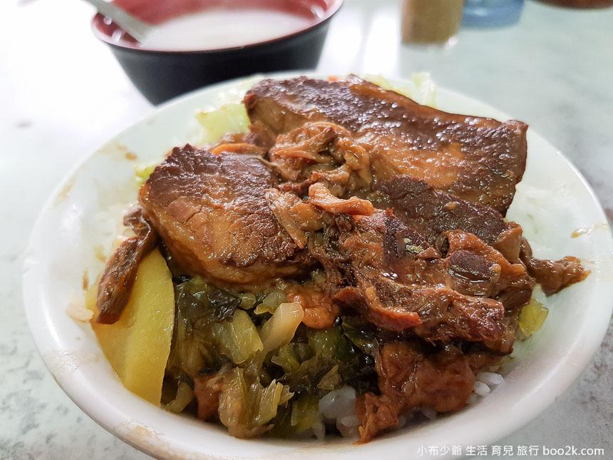 老牌黃燉肉飯