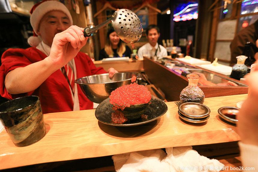 屋台村必吃 ちょこっと寿し 蝦夷前壽司