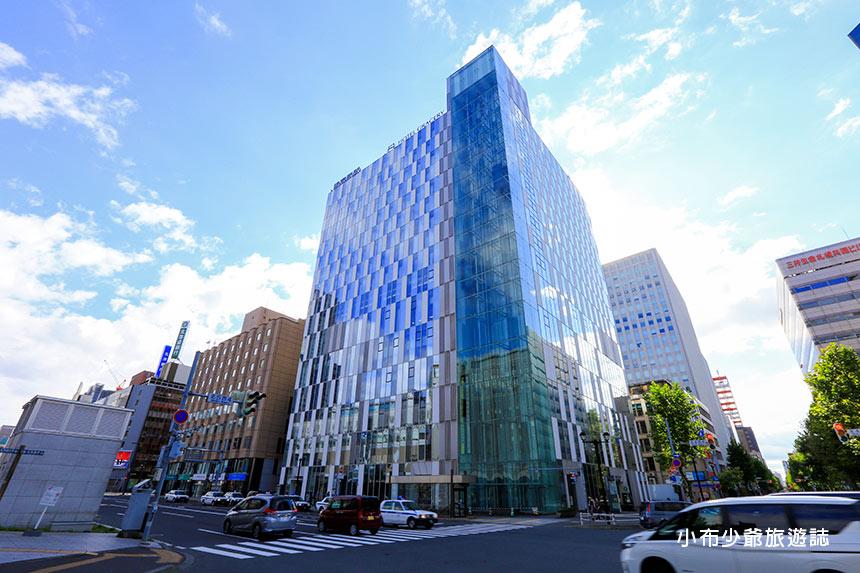 格拉斯麗札幌飯店