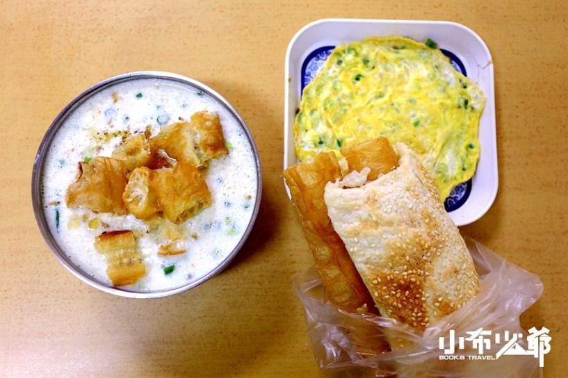 巨人傳統早餐