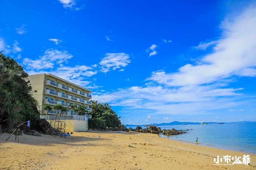 美麗海本部海灘公寓