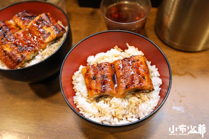 名代宇奈とと鰻魚飯