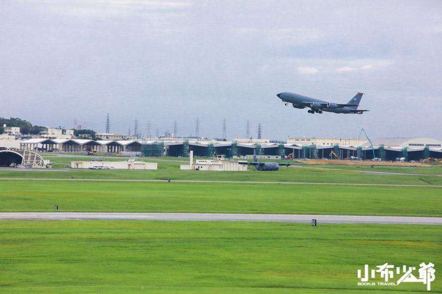 沖繩看飛機