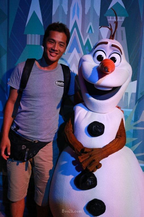 香港 迪士尼一日遊 票價 快速通關 表演時間-109