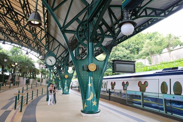 香港 迪士尼一日遊 票價 快速通關 表演時間-3