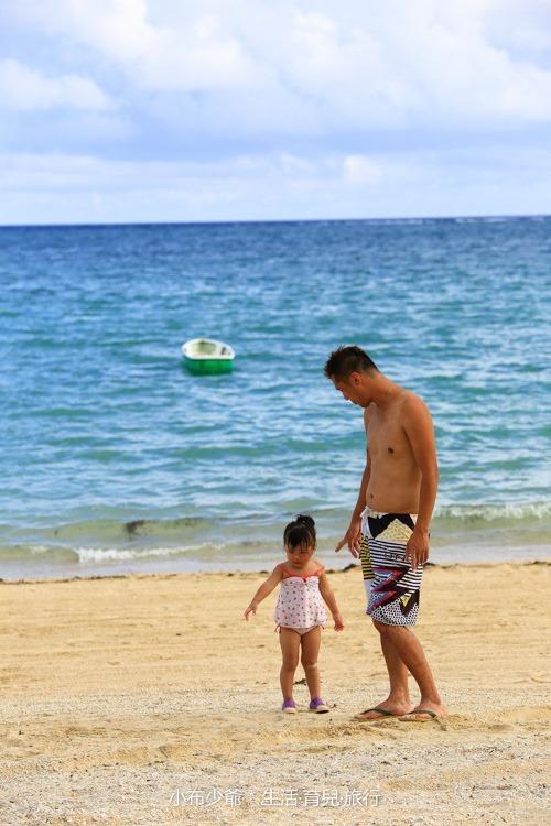 日本 沖繩 新原沙灘 玩水行程-83