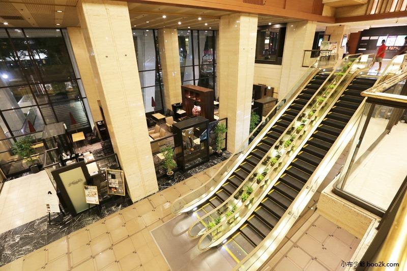 大阪日航飯店Hotel Nikko Osaka (6)