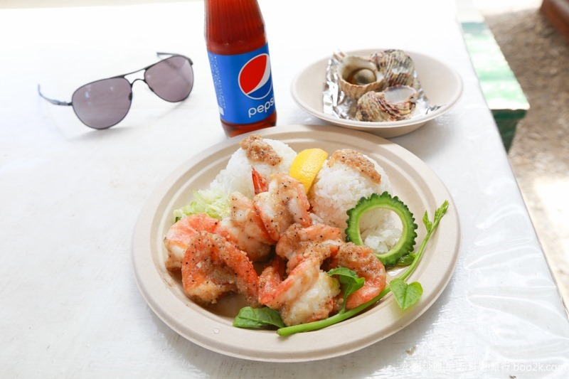 2016 沖繩古宇利島蝦蝦餐車-3021