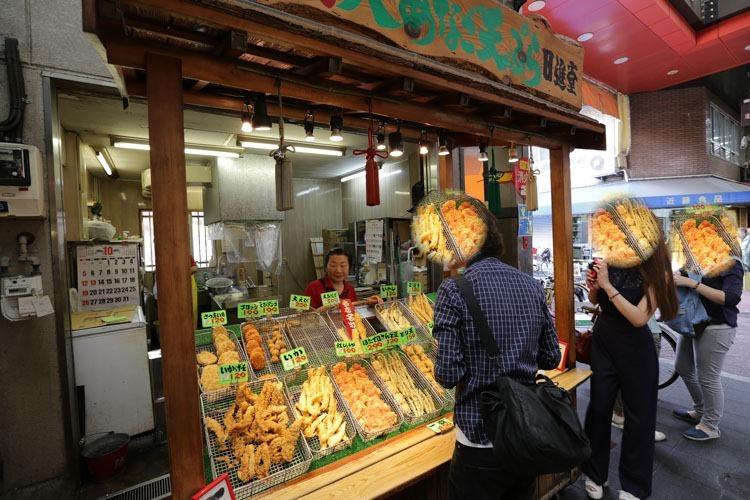 大阪黑門市場 (71 - 73)