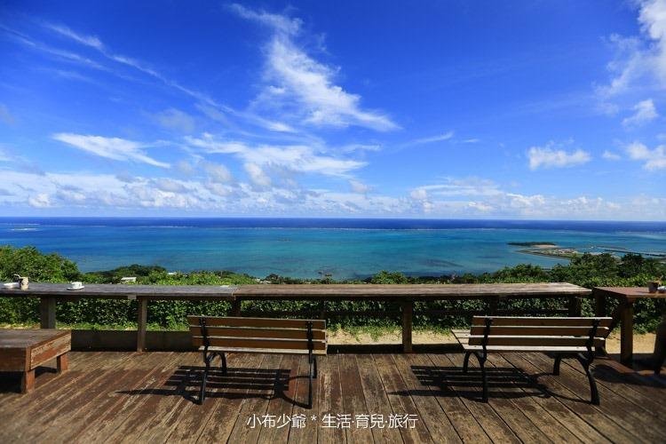 日本 沖繩 薑黃花 景觀餐廳 景觀咖啡-29
