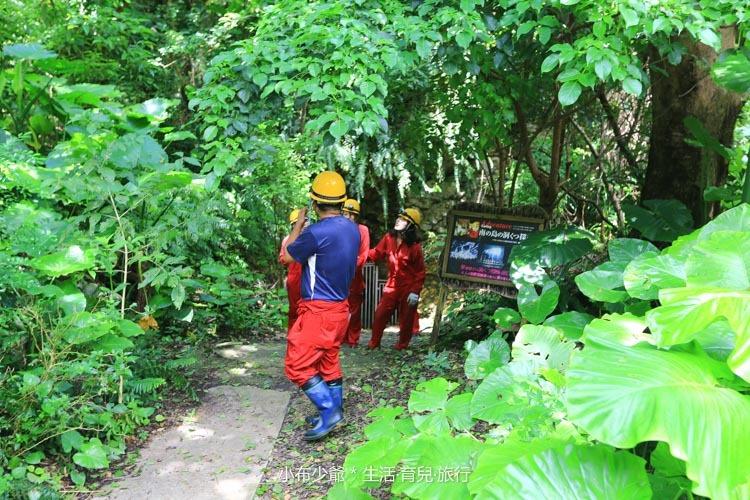 日本 沖繩 南部 玉泉洞鐘乳石洞裡的和嘆咖啡-44