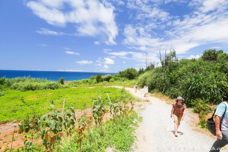 2016沖繩愛心礁石 潮間帶-3197