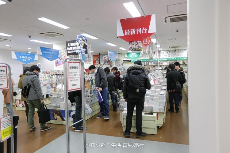 日本東京秋葉園宅男電源模型cosplay必去景點-12