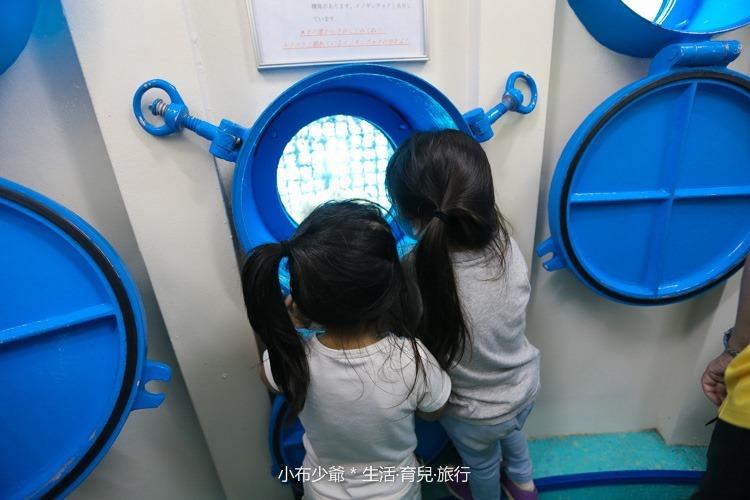 日本 沖繩水中展望塔 玻璃船1-18