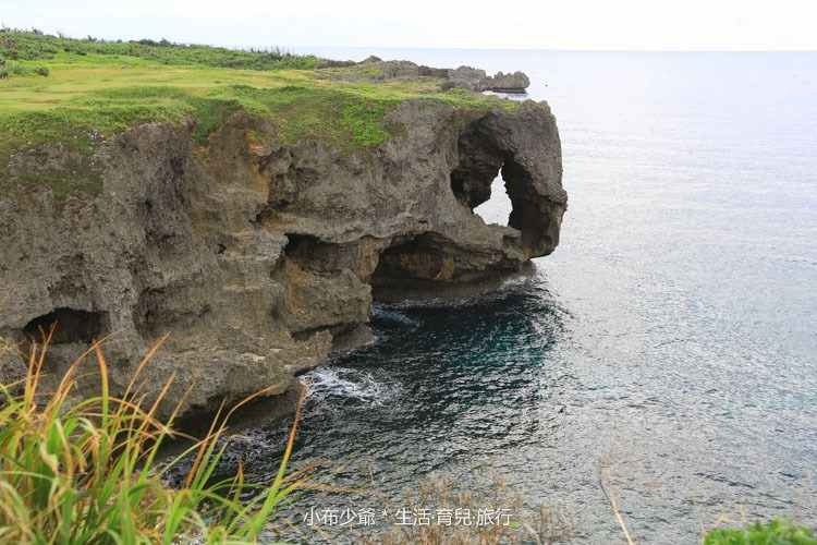 日本 沖繩沖繩萬座毛-4