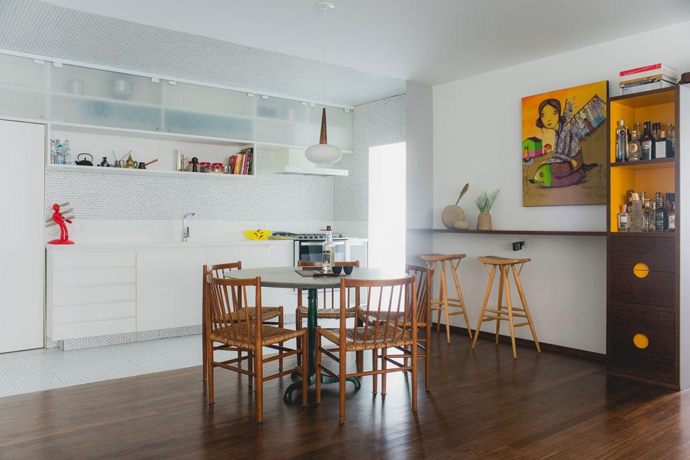 A Casa do Arquiteto: Sarkis Semerdjian