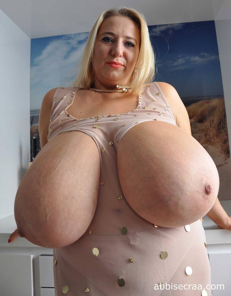 Abbi secraa boobs