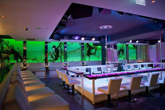 BOOBS Gentlemen's Club - Munich's finest Tabledance - Bar & Nightclub