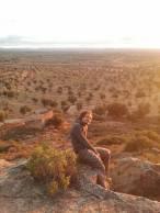 una excursión para disfrutar al máximo un puesto de sol impresionante // then an excursion to fully enjoy an incredible sunset