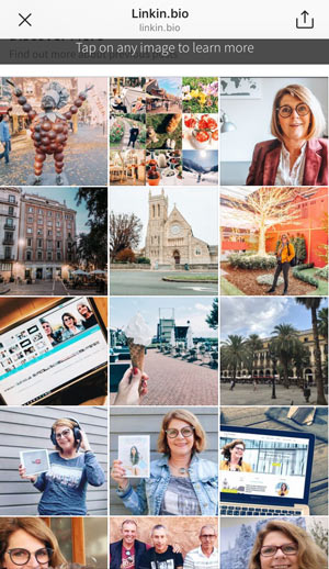 In Instagram kun je via Later met een link in bio een link maken naar je website. Of met een affiliatelink naar een andere website. Dit biedt mogelijkheden om geld te verdienen met Instagram.