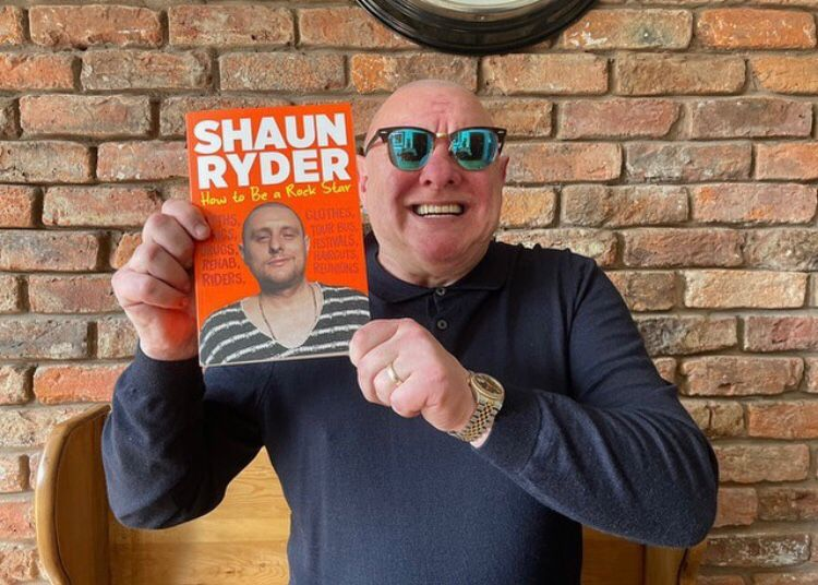 Shaun Ryder interview about his new book: How to be a Rockstar
