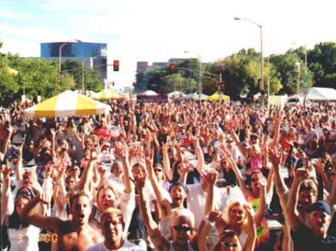 Boogie Machine, Taste of Colorado, Denver, CO
