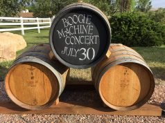 Boogie Machine Wine Country