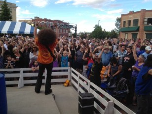 Disco with Boogie Machine in Cheyenne, WY