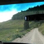 Aspen Mountain road to Little Nell
